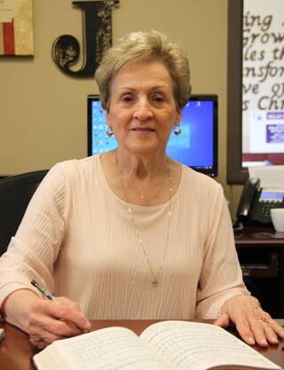 Joyce Parker, Administrative Assistant
