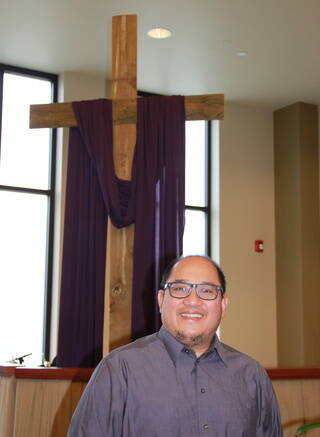 Tim Marquez, Pastor